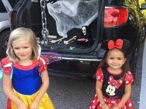 Kids' Halloween Trunk or Treat Costume Party @ Jemicy Lower School Traffic Circle