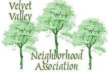 Velvet Valley Neighborhood Association Logo